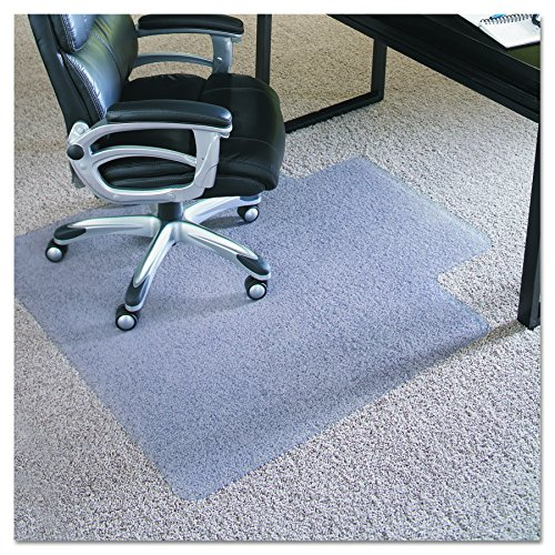 ES Robbins 124054 36x48 Lip Chair Mat, Performance Series AnchorBar for Carpet up to 1