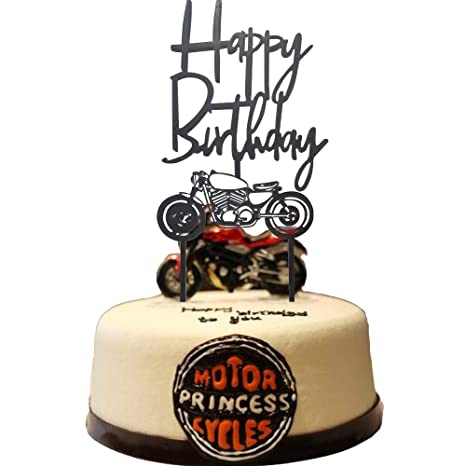 Admirable Cake Toppers Set Of 6 Jevenis Gentleman Birthday Cake Topper Personalised Birthday Cards Veneteletsinfo