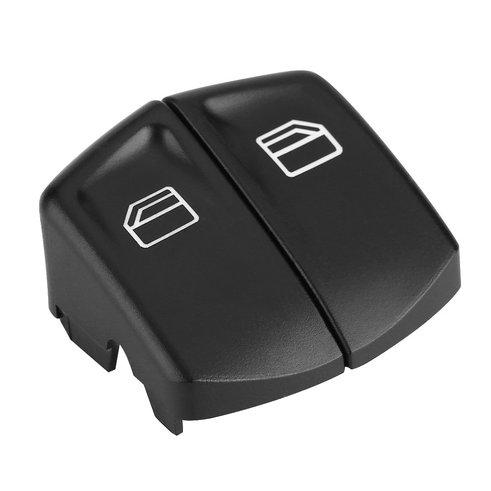 Right & Left Electric Window Switch Button Cover Cap Keenso