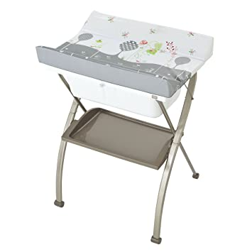 Bebe 9 Reference Table A Langer Pliante Prairie Amazon Fr Bebes
