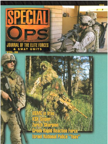 Dragon Concord Publications Special Ops Journal #38 USMC ...