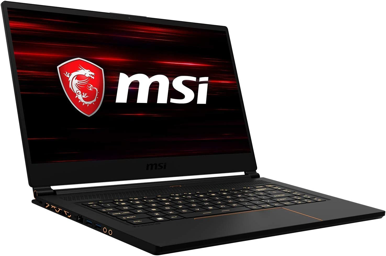 MSI GS65 9SF-445 Stealth Gaming-Notebook: Amazon.de: Computer & Zubehör - MSI gf63