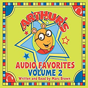 Arthur's Family Vacation Audiobook