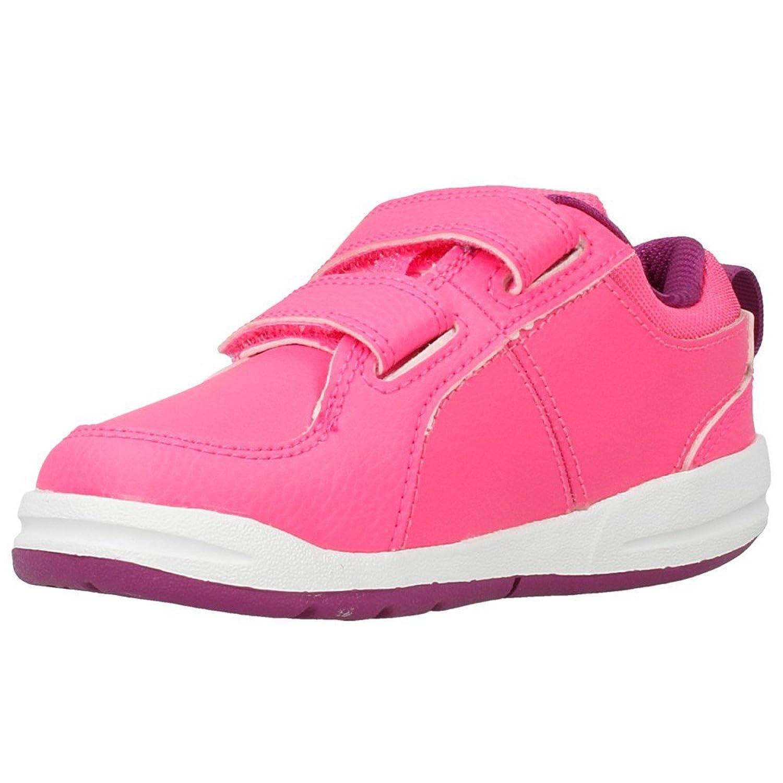 Nike Unisex-Kinder Pico 4 (TDV) Tennisschuhe, Rosa (Pink Pow/White/Bold Berry 606), 25 EU