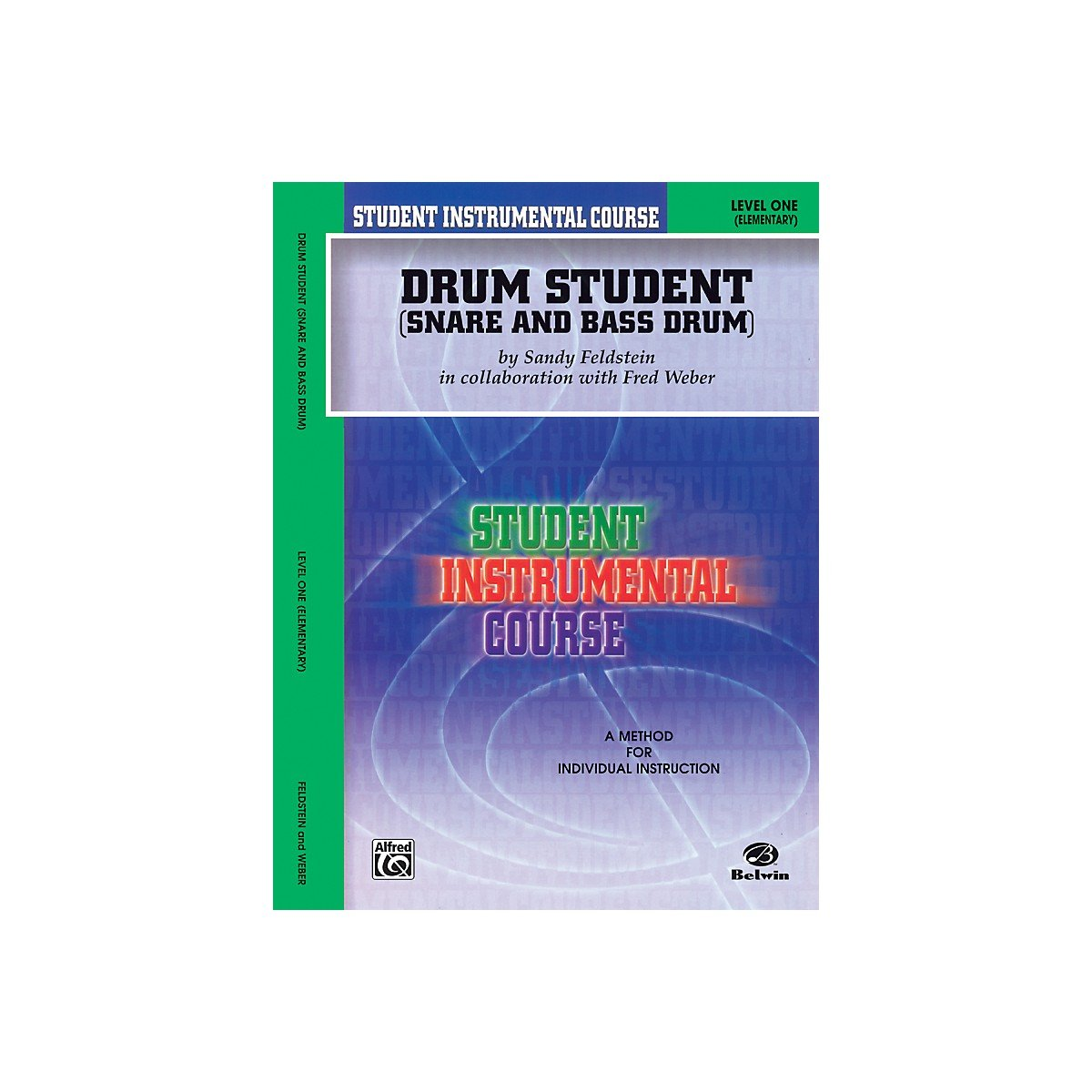 Alfred Student Instrumental Course Drum Student Level I B001OTE8VI