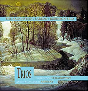 Tchaikovsky, Arensky: Trios