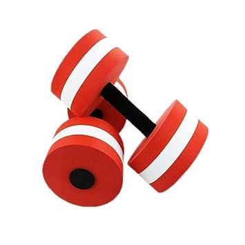 urijk agua ejercicio aeróbico espuma mancuernas piscina agua equipo de Fitness ejercicios para pérdida de peso