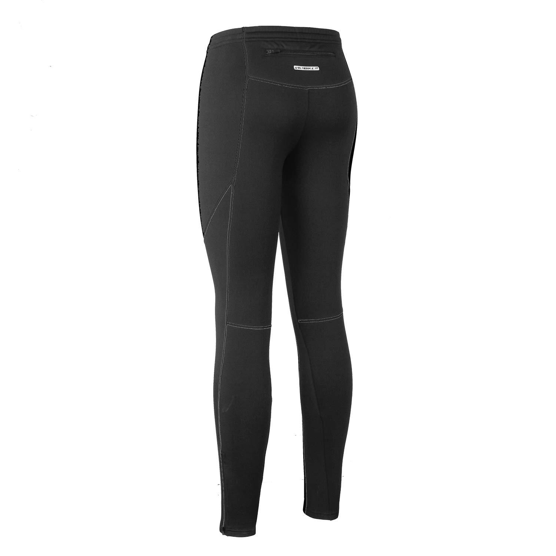 bcf25f04ff2 INBIKE Winter Compression Tights Training Legging Yoga Gym Running Fleece  Trousers  Amazon.co.uk  Sports   Outdoors