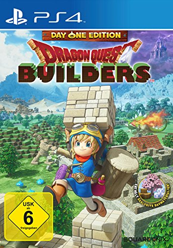 Dragon Quest Builders Day