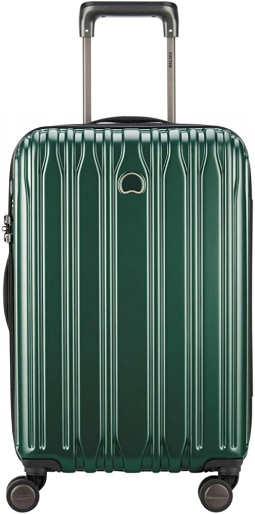 Delsey Chromium Lite Expandable Spinner Carry-On
