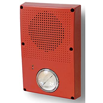 Amazon.com: Edwards Signaling – wg4rn-svmc – outdoor Altavoz ...