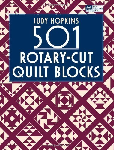 501 quilt blocks book - 4
