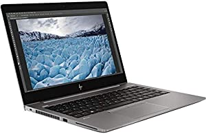 "HP ZBook 14u G6 14"" Mobile Workstation - 1920 x 1080 - Core i7 i7-8665U - 16 GB RAM - 512 GB SSD - Windows 10 Pro 64-bit - in-Plane Switching (IPS) Technology - English Keyboard - Infrared Camera"