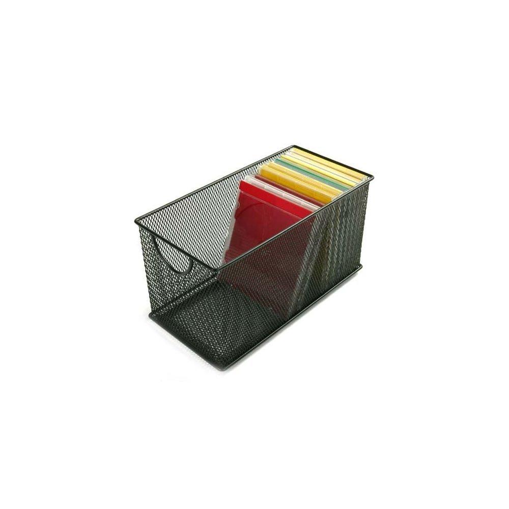 Ideas Caja de diseño Caja Ideas de CD de Malla Negro 0ccf8f