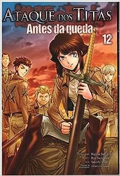 Ataque dos Titãs - Antes da Queda - Volume 12
