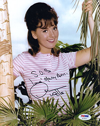 Dawn Wells Hand-Signed Photograph