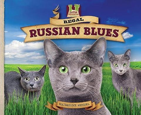 Regal Russian Blues (Super Sandcastle: Cat