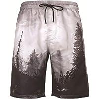 zbinbin Pantalones De Playa Pantalones De Natación De