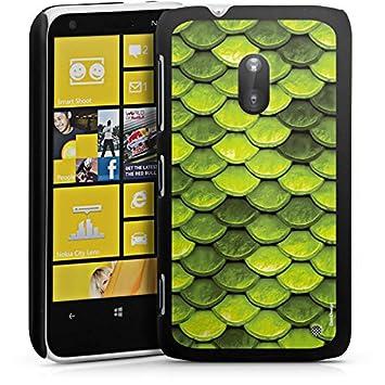 Nokia Lumia 1020 Carcasa Case Silicona verdes Cobertizos patrón Sirena: Amazon.es: Electrónica