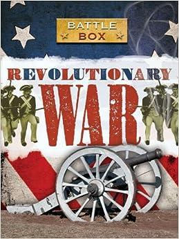 Book Revolutionary War (Battle Box)