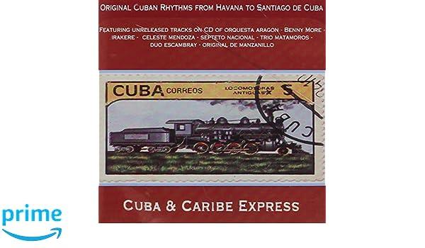 Cuba & Caribe Express - Cuba & Caribe Express - Amazon com Music