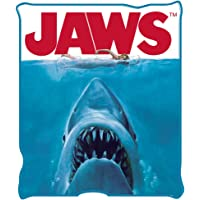 Silver Buffalo JW0136 Jaws Movie Poster