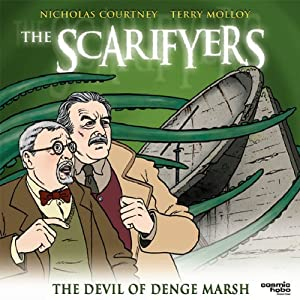 The Scarifyers: The Devil of Denge Marsh Radio/TV Program