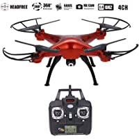 Syma X5SC Remote Control Drone with 2.0MP HD Camera (Orange)
