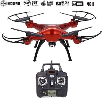 Syma X5SC Remote Control Drone with 2.0MP HD Camera