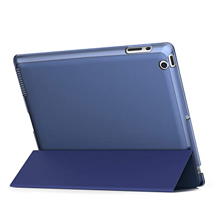 amazon com moko case for ipad 2 3 4 ultra lightweight slimmoko case for  ipad 2