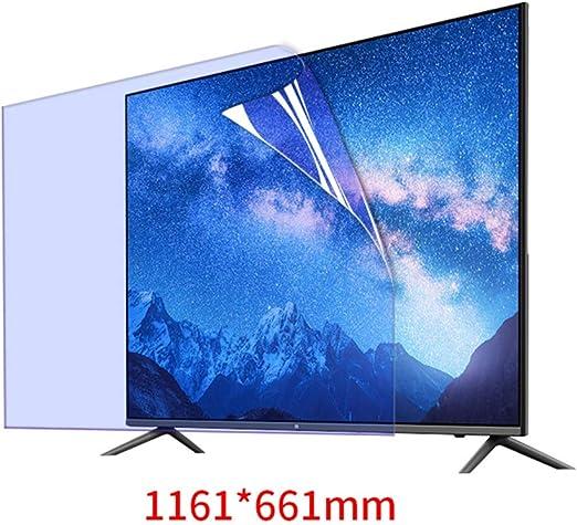 ALXDR Protector de Pantalla con Filtro de luz Azul para TV de 52 ...