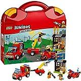 Lego Fire Patrol Suitcase, Multi Color