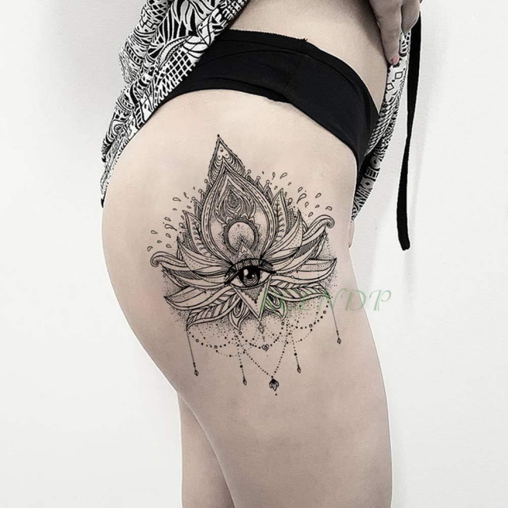 Modeganqing Etiqueta engomada del Tatuaje Temporal a Prueba de ...