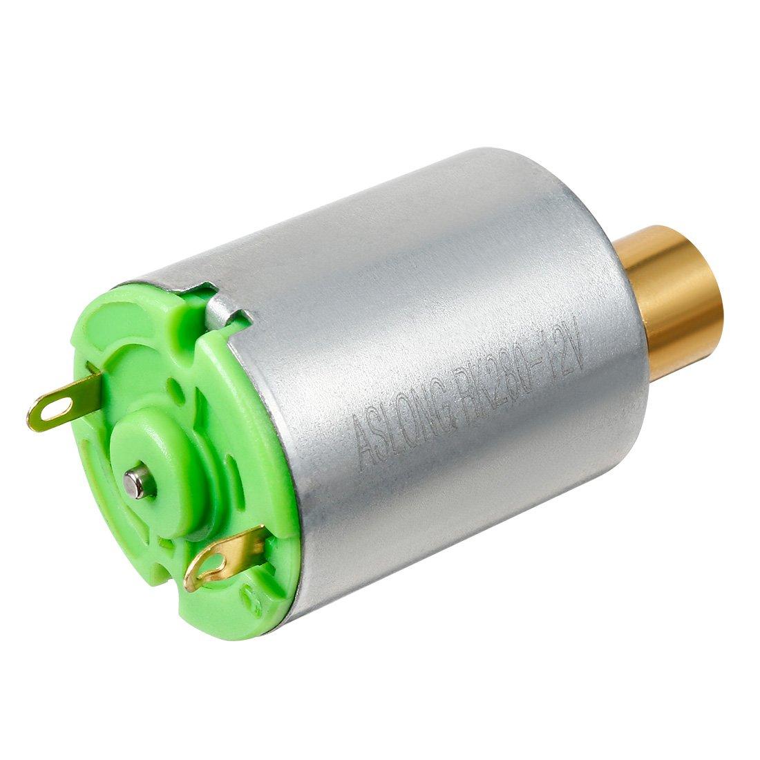 uxcell a11101800ux0165 DC 3V 1100RPM 0.2A High Speed Mini Vibration Motor for DIY Toys - Permanent Magnet Motors - Amazon.com