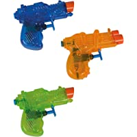 Simba 107272301 waterpistool set van 3, meerkleurig
