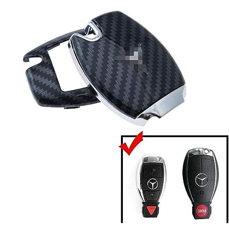 Amazon.com: Xotic Tech - Carcasa para llave de Mercedes-Benz ...