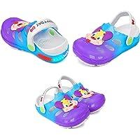 Fashion shoes Baby LED Clogs