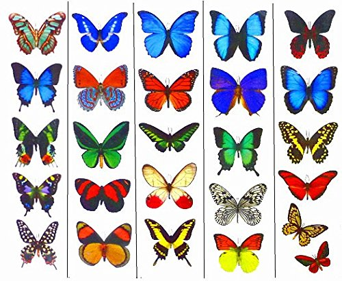 Temporary Butterfly Tattoos (Free Shipping) - 5 -
