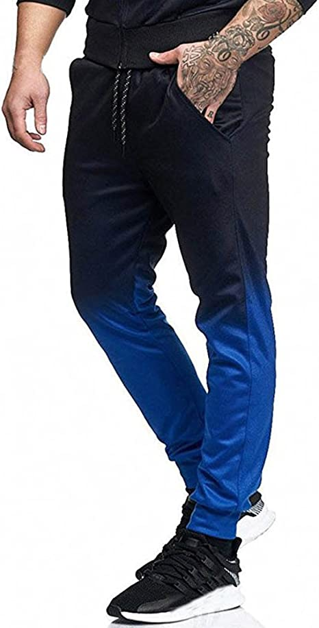 Pantalones Rotos Largos Vaqueros Hombres Vaqueros Pantalones ...