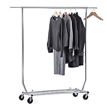House Day Portable Clothes Rack, Portable Closet, Rolling Clothes Rack,  Foldable Clothes Stand