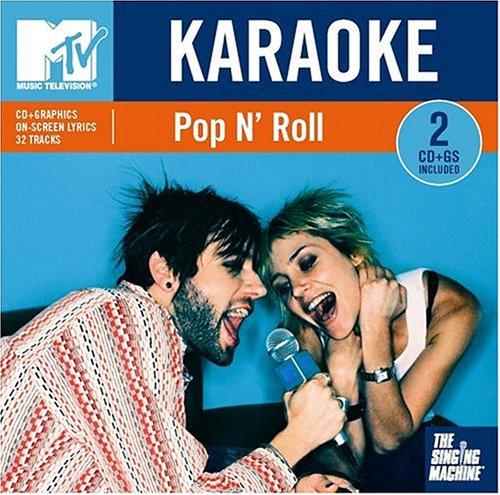 MTV Pop N' Roll - The Singing Machine [2 disc set] -