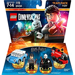 lego dimensions harry potter team pack [object object]
