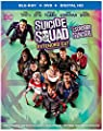 Suicide Squad [Blu-Ray + DVD + UV] (Bilingual)