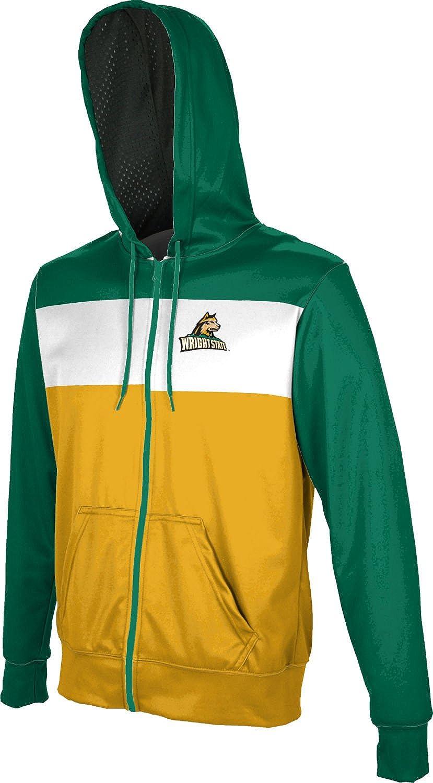 ProSphere Wright State University Boys Full Zip Hoodie Prime