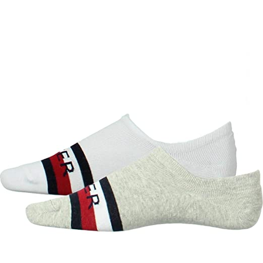 eca774090 Tommy Hilfiger Men No Show Socks at Amazon Men's Clothing store:
