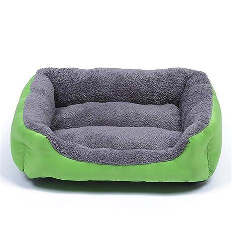 PetvillaLKR Tapete de Cama para Perro de Mascota para Perros pequeños y Grandes Camas Puppy Sofa