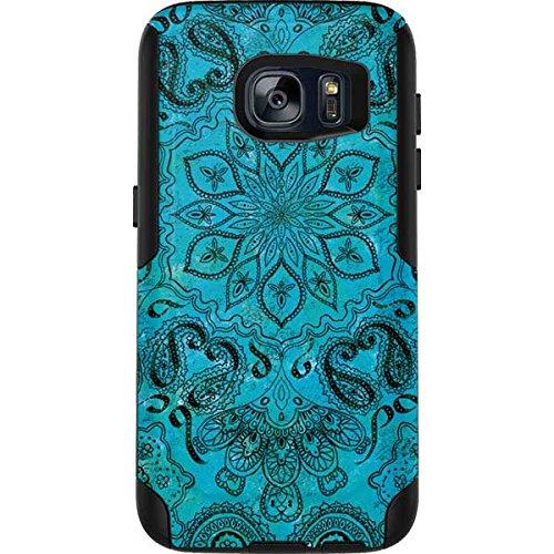 (Skinit Ginseng OtterBox Commuter Galaxy S7 Skin - Blue Zen Design - Ultra Thin, Lightweight Vinyl Decal Protection)