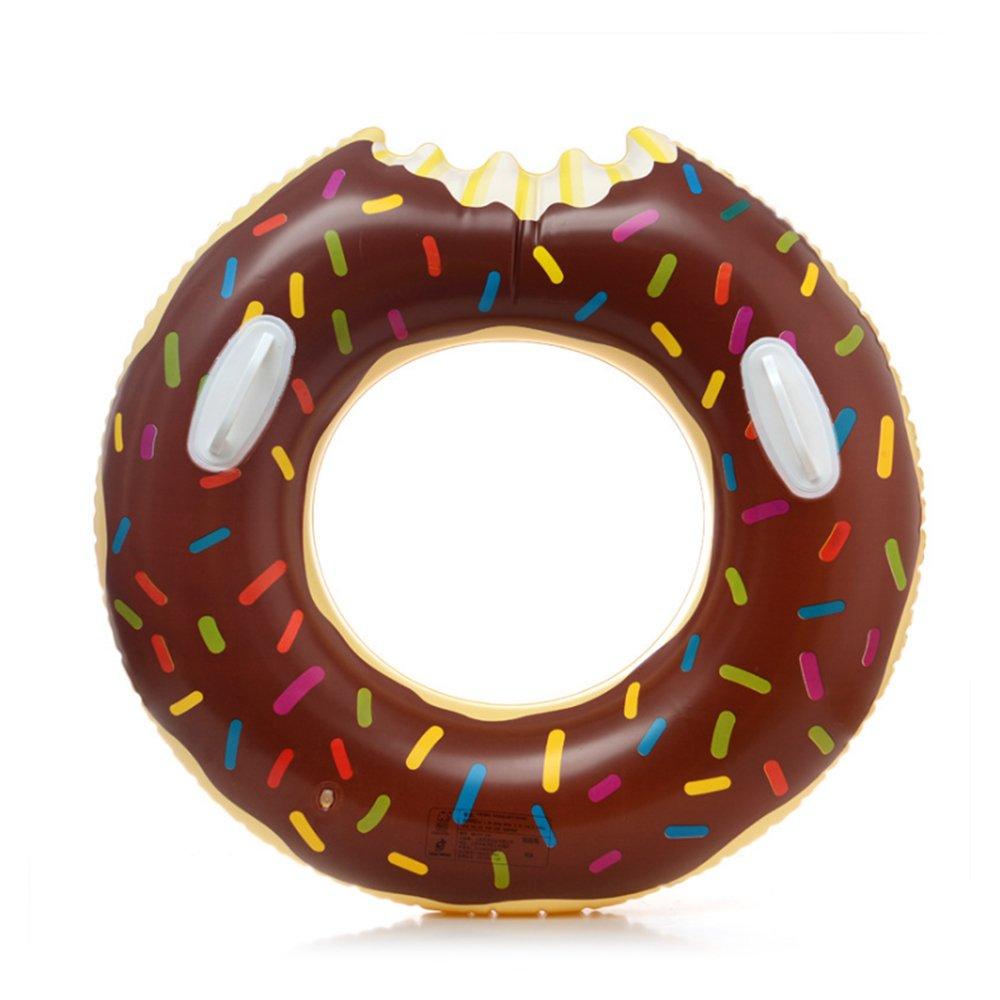 asdomo espesan asidero Donut hinchable piscina flotador ...