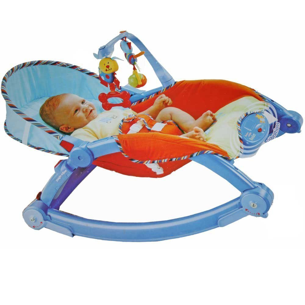 Toyshine Newborn to Toddler Vibrating Rocker Chair with Calming Vibrations,  Adjustable Mode: Amazon.in: Toys & Games