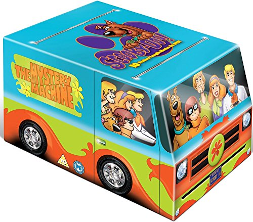 Scooby Doo: Mystery Machine [DVD] [2011] ()